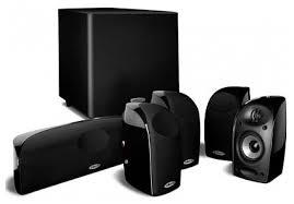 Polk Audio TL1600 家庭影院揚聲器系統