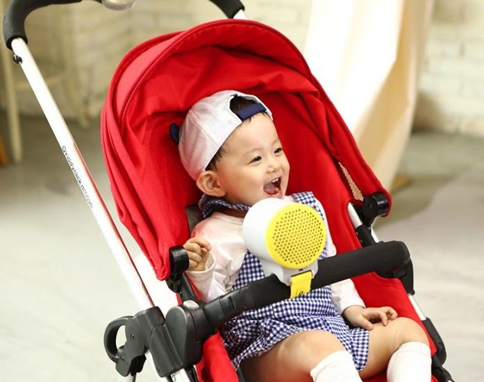 韓國Airtory Stroller嬰兒推車或汽車便攜式空氣淨化器