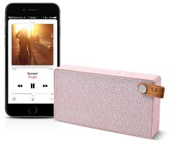 Features Rockbox Slice Speaker