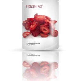 Fresh AS - 紐西蘭天然士多啤利凍乾水果片 10g
