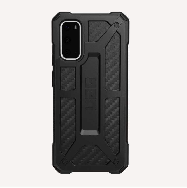 UAG - Monarch Series Samsung Galaxy S20 / S20+ / S20 ULTRA [6.2-inch] Case  [3色]