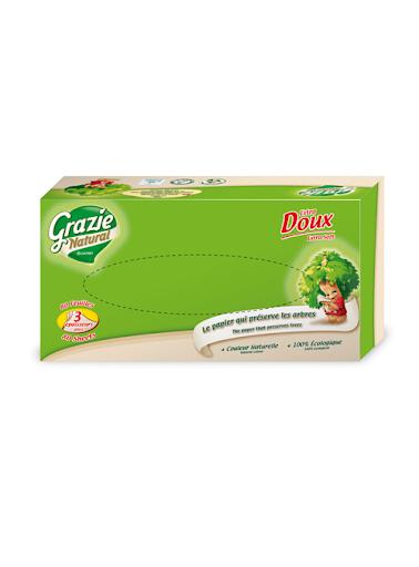 Grazie Natural - 意大利環保3層面紙-盒裝