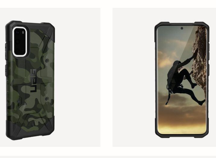 UAG - Pathfinder SE Series Samsung Galaxy S20+ [6.2-inch] Case [2色]
