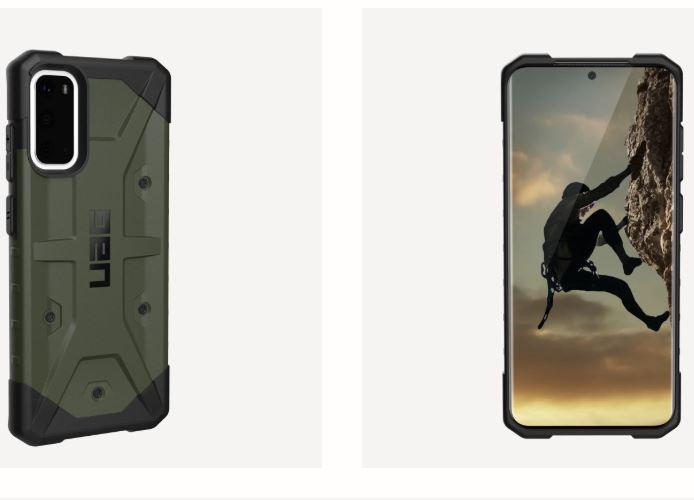 UAG - Pathfinder Series Samsung Galaxy S20 / S20+ [6.2-inch] Case [2色]