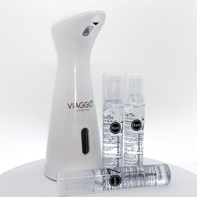 Viaggio Espresso 電子搓手液機 200ml