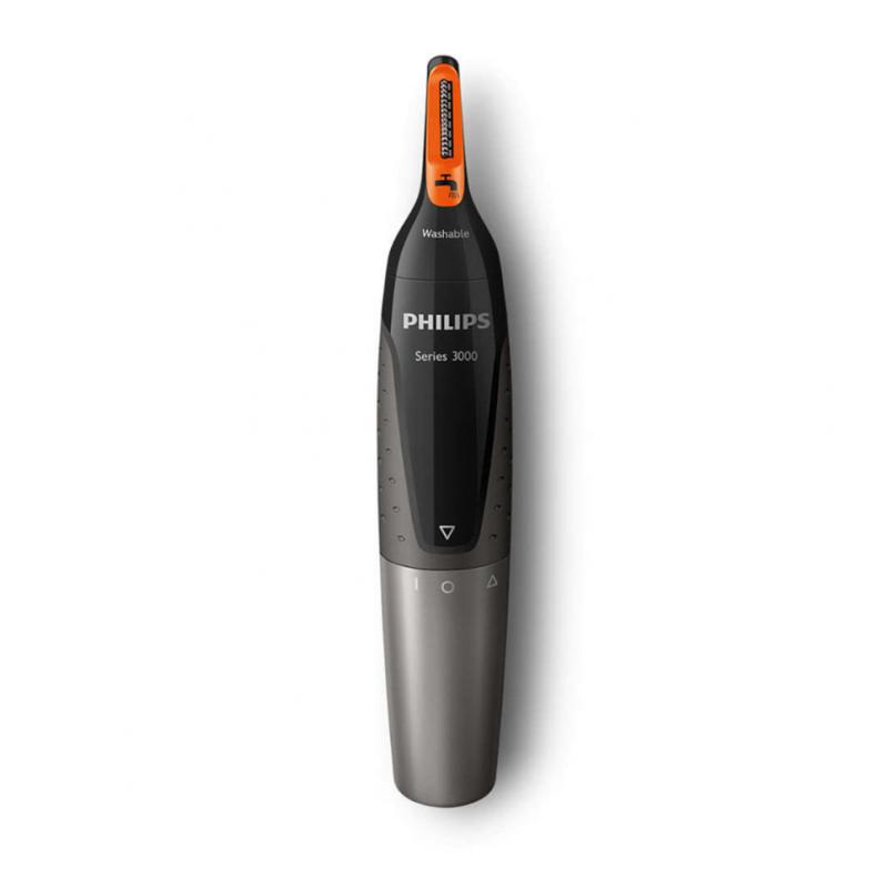 Philips 飛利浦 Nosetrimmer series 3000 舒適鼻毛、耳毛和眉毛修容刀 NT3160/10