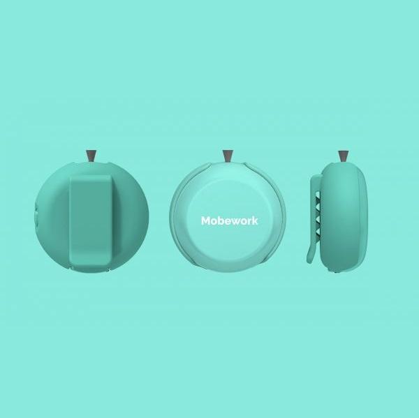 MobeWork 負離子隨身空氣淨化器 V2 [2色]