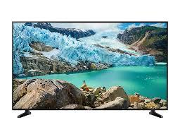 """Samsung 49"""" UHD 4K Flat Smart TV RU7080 (UA49RU7080JXZK)"""