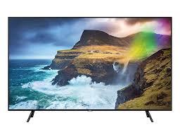 """Samsung 55"""" QLED Flat Smart TV Q70R (QA55Q70RAJXZK)"""