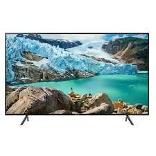 "Samsung 55"" UHD Flat Smart TV RU7100 (UA55RU7100JXZK)"