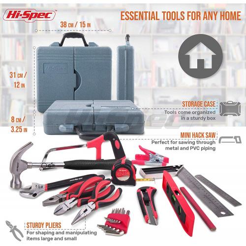 Hi-Spec 71件工具組合