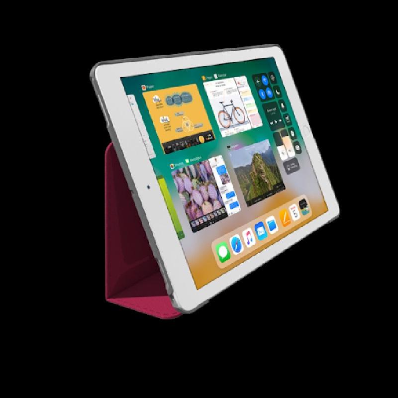 ODOYO AirCoat Folio Hard Case for 10.5-inch iPad Pro【行貨保養】-Red
