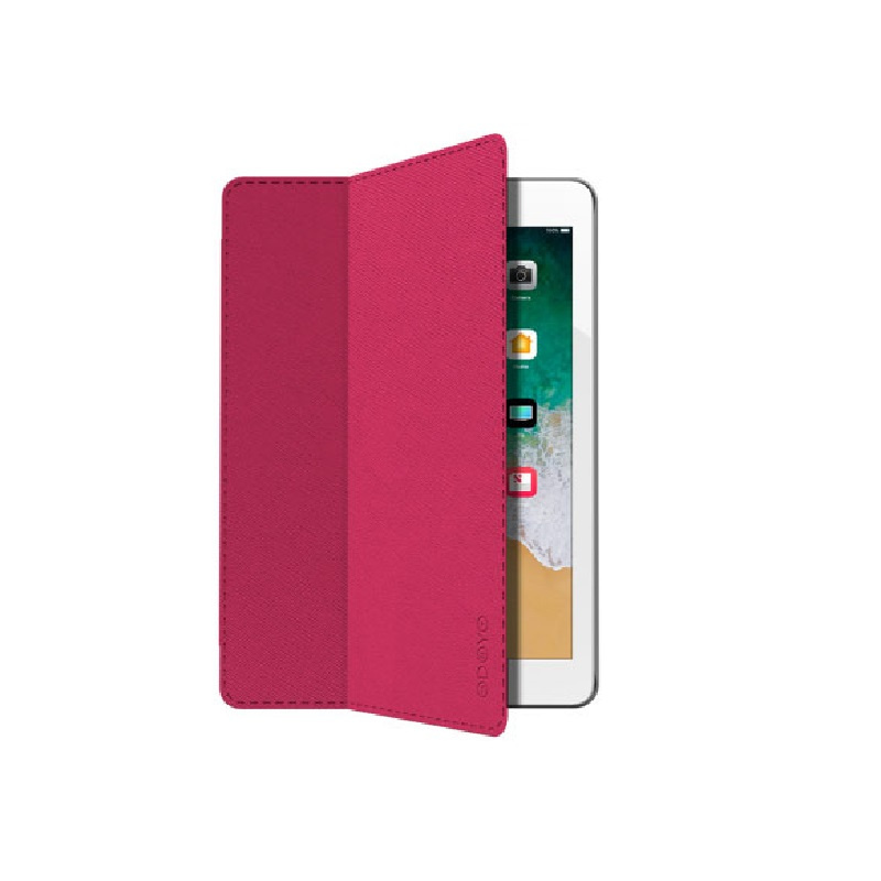 ODOYO AirCoat Folio Hard Case for 10.5-inch iPad Pro【行貨保養】-Red