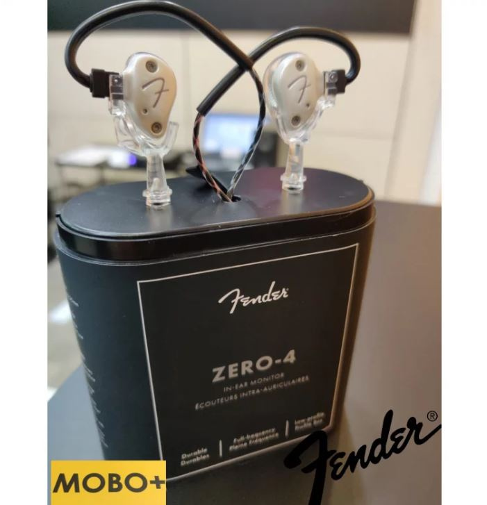 Fender Zero 4 + AE1i Audio Enhancer 轉換線 [套裝版]