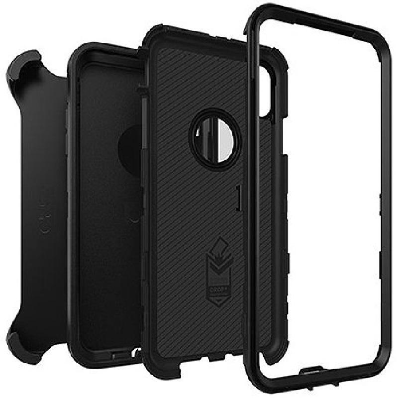 Otterbox iPhone Xs Max Defender 防禦者系列保護殼【行貨保養】