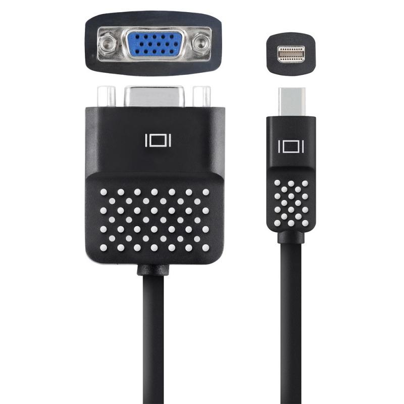 Belkin Mini DisplayPort to VGA Adapter 12CM/5IN【行貨保養】