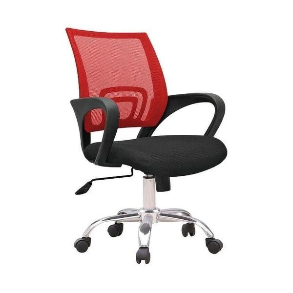 ProWork® C12 辦公椅 電腦椅 電鍍鋼腳 (需自行組裝)