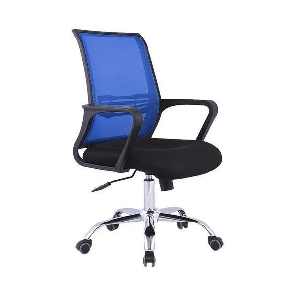 ProWork® C30 辦公椅 電腦椅 電鍍鋼腳 (需自行組裝)