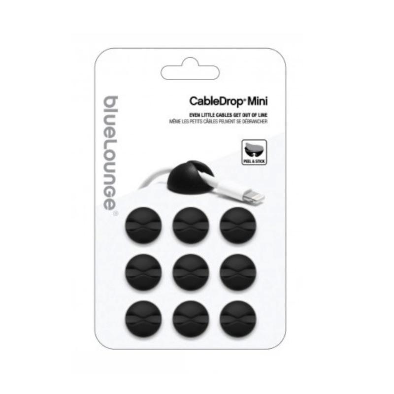 blueLounge Cable Drop Mini (9 pcs)【行貨保養】