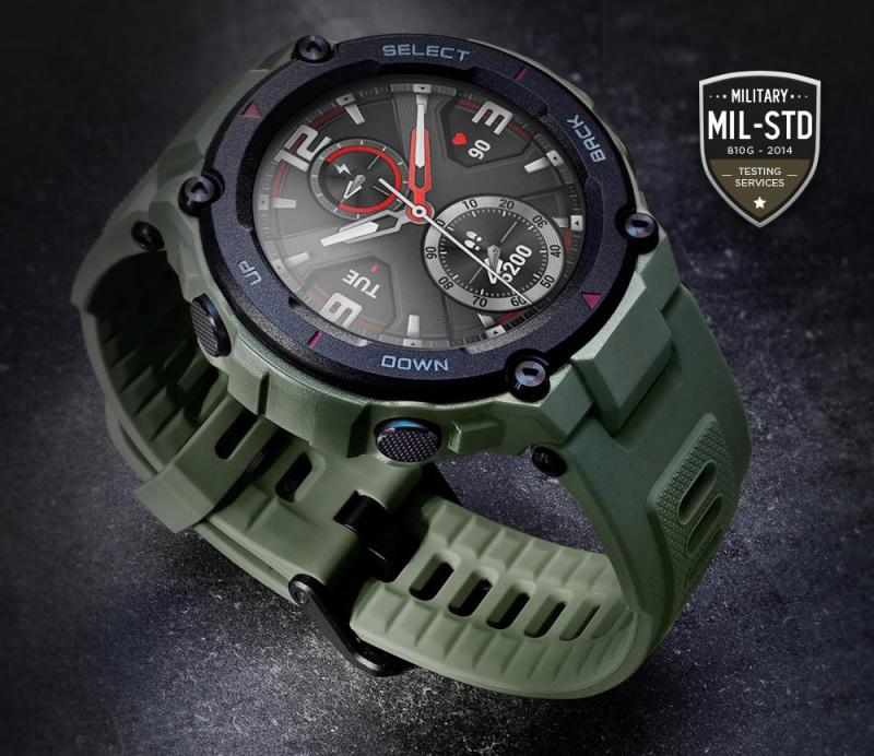 Amazfit T-Rex 軍用級運動智能手錶