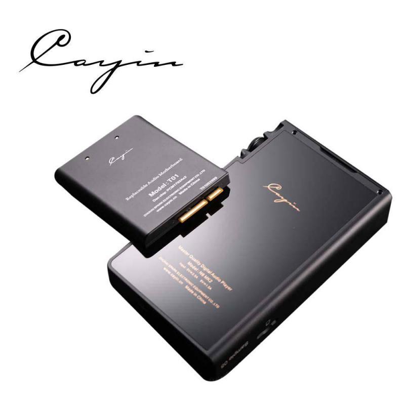 【陳列品DEMO】Cayin N6II 音樂播放器 (T01 模組/ E02模組)