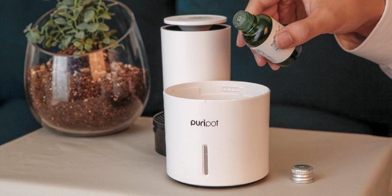 光觸媒空氣清淨機 | 韓國Puripot P1 Plus