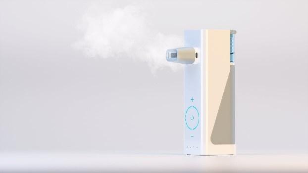 美國 Avya 便攜納米蒸氣洗鼻機