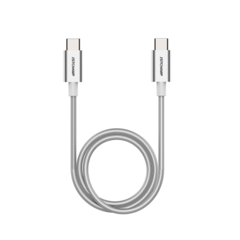 First Champion USB Type-C to Type-C 2M Cable【行貨保養】