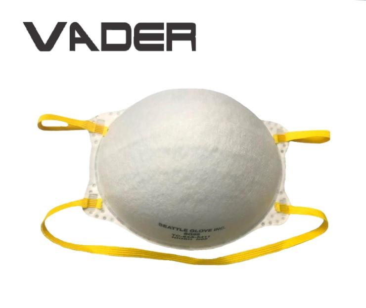 [經濟裝N95口罩] 美國Vader SG95 N95級 口罩 (1個)