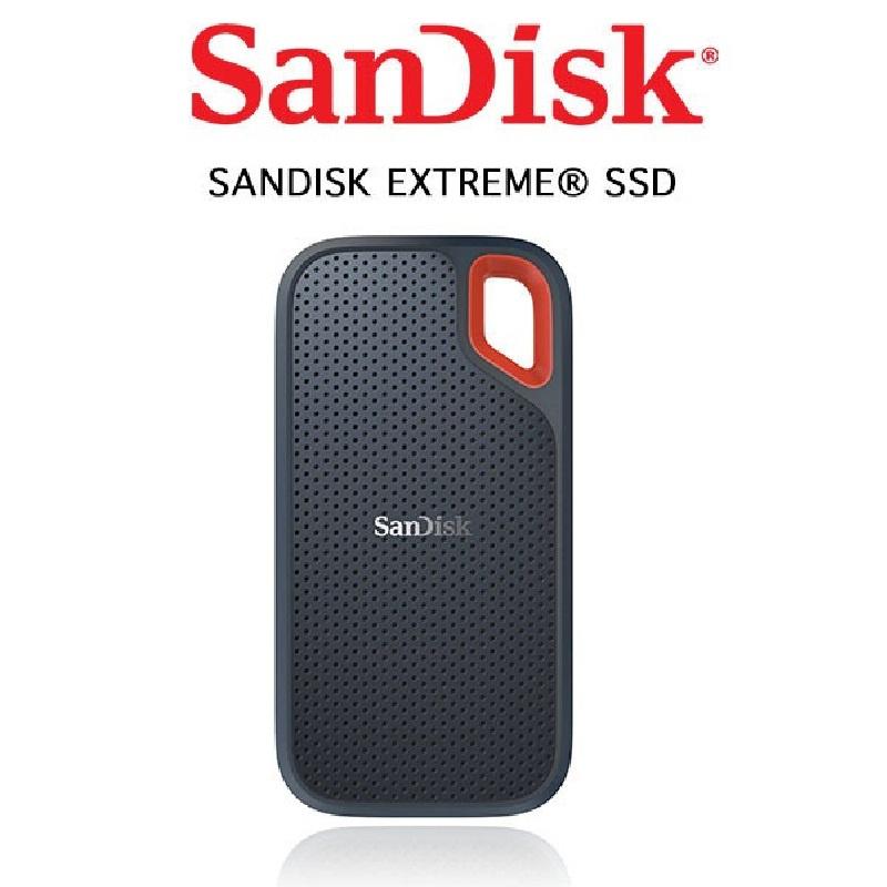SanDisk Extreme Portable SSD E60 1TB【行貨保養】