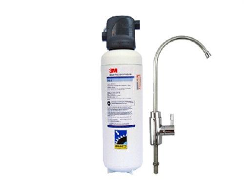 3M DWS160-L 高流量型濾水器 (配獨立水龍頭 Faucet-ID3)