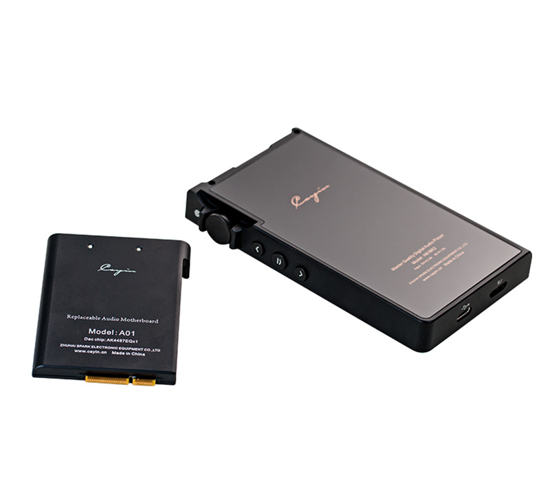 Cayin N6ii High-Res Portable Player 高清便攜播放器
