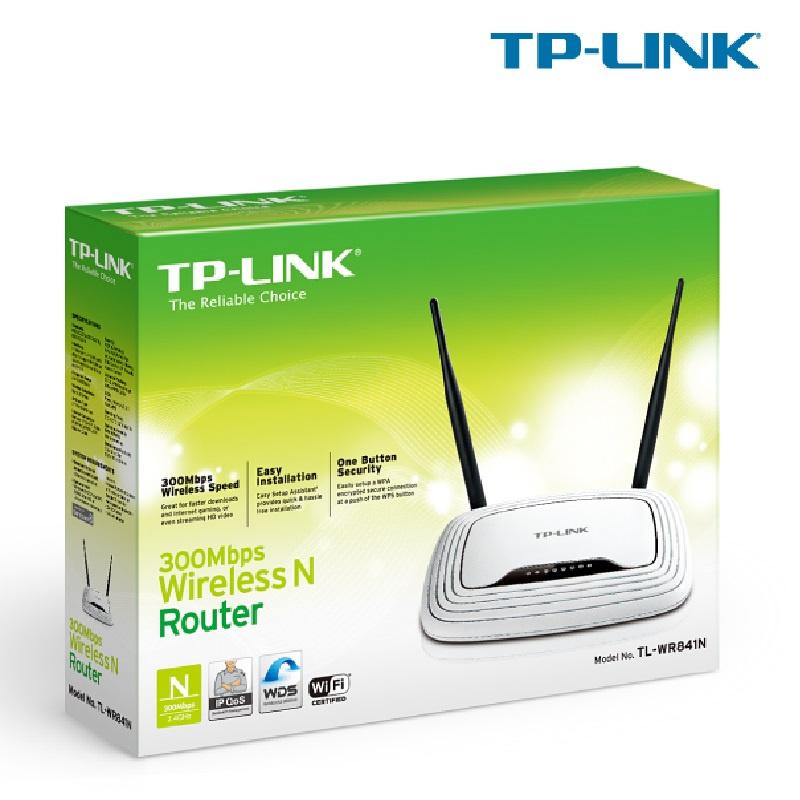 TP-Link TL-WR841N【行貨保養】