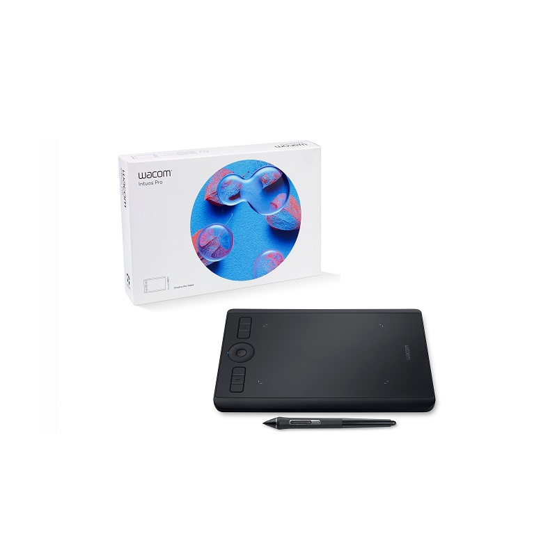 Wacom Intuos Pro S 專業數位繪圖板 PTH-460【行貨保養】