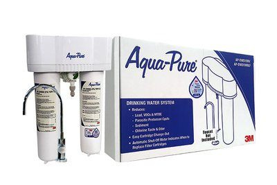 3M 優質型濾水器 DWS1000 Aqua-Pure Water Filter System (配獨立水龍頭 Faucet-ID3)