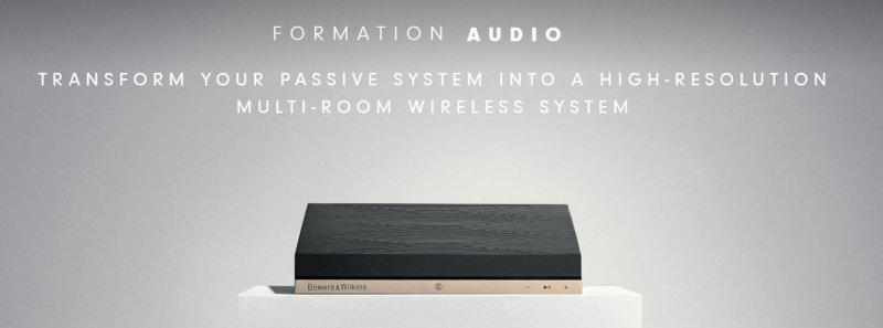 Bowers & Wilkins Formation Audio Wireless Audio Hub