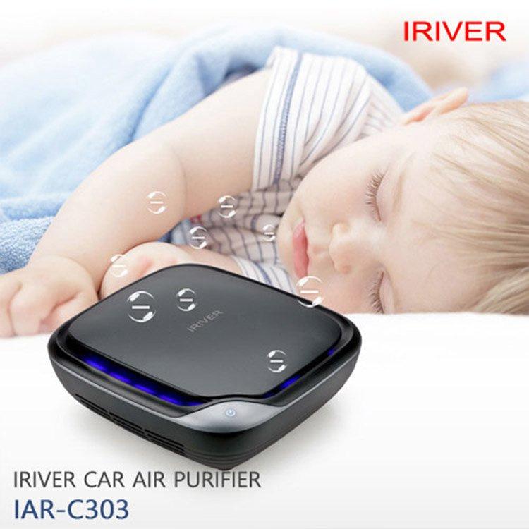 Iriver Air Purifier 空氣淨化過濾器 (IAR-C303)