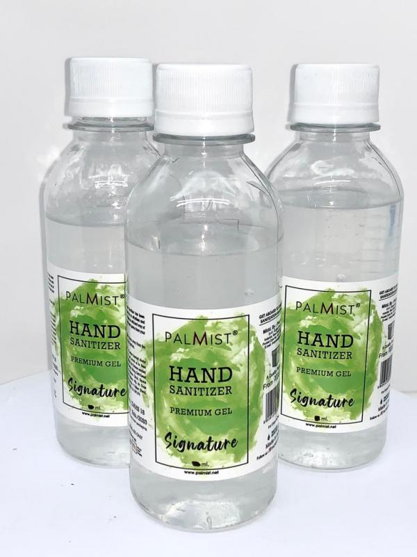 Palmist 酒精搓手液 + Recombigen 消毒酒精棉片套裝