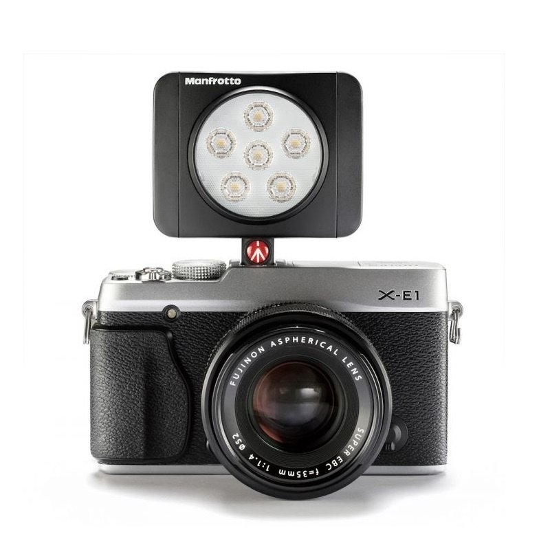 Manfrotto LUMIMUSE SERIES 6 LED LIGHT【行貨保養】