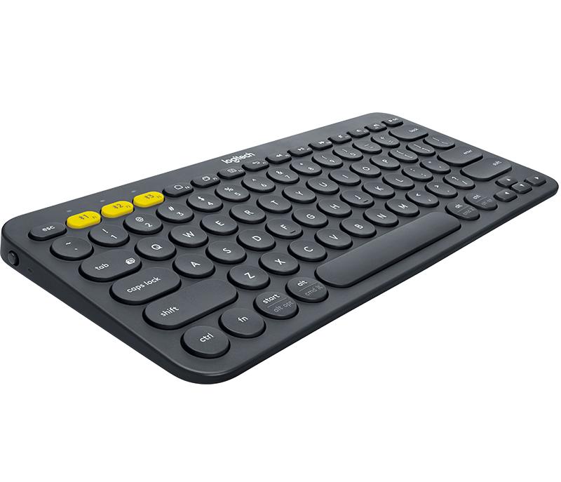 Logitech K380 藍牙無線鍵盤 (別有Line Friends 版本)