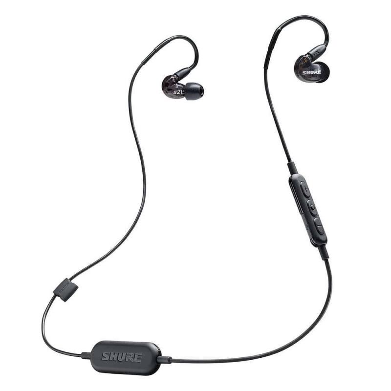 Shure SE215 Wireless 藍牙入耳式隔音耳筒