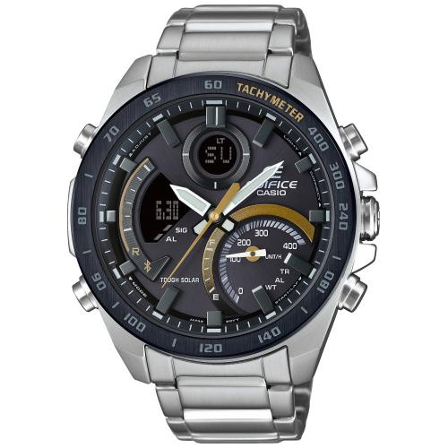Casio EDIFICE Speed & Intelligence 賽車系列  #ECB-900DB [2色]