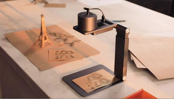 自動調節迷你鐳射雕刻機   LaserPecker Pro (下訂單後需7-10天工作天才發貨)