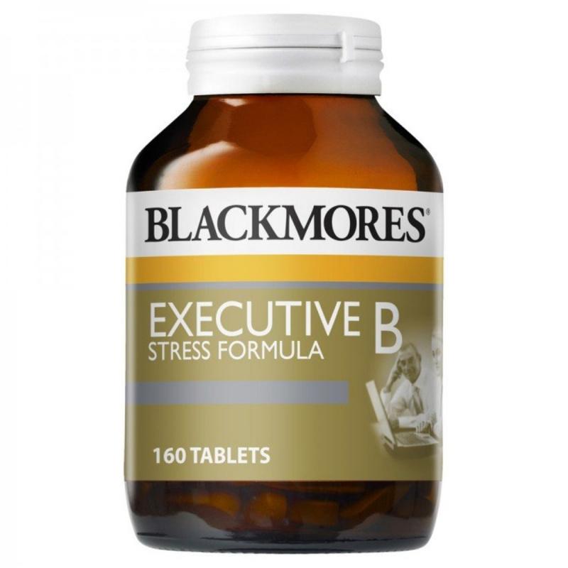 Blackmores Executive B Stress 維他命B雜 行政人員抗壓配方 160粒