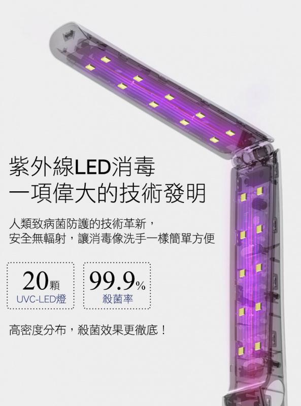 59S UVC 紫外線殺菌消毒棒(中文版)
