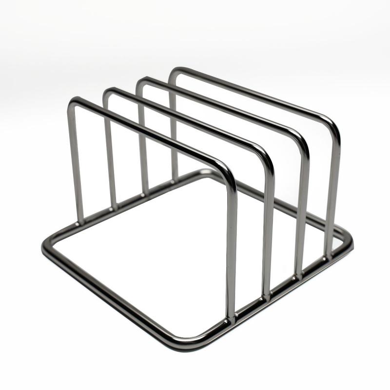 Ebematsu - 日本製造不銹鋼三格砧板架