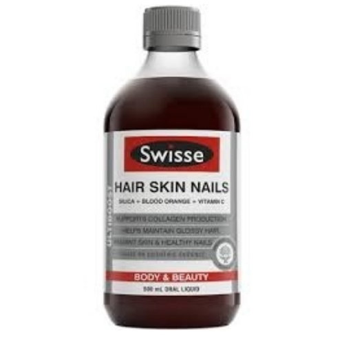 Swisse 血橙精華飲 Ultiboost Hair Skin Nails 500毫升