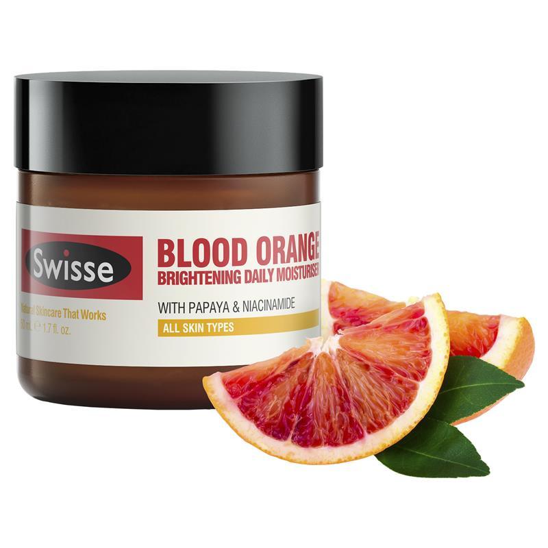 Swisse - 血橙美白日間保濕面霜 50ml