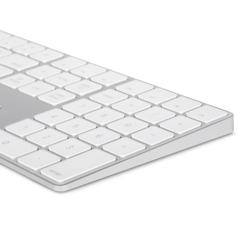 Moshi ClearGuard MK 超薄鍵盤保護膜 for Apple Magic Keyboard (with numeric keypad)【行貨保養】