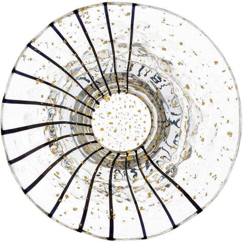 日本入口 - 日本製【江戶硝子】八千代窯 月見酒 玻璃杯【市集世界 - 日本市集】